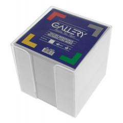 Memokubus Gallery 9x9x9cm 800bl wit