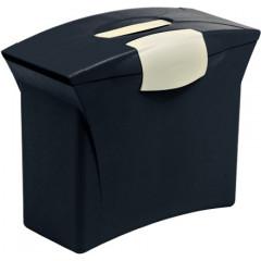 Hangmappenkoffer Esselte intego ophangmaat 330mm zwart