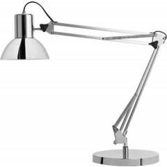 Bureaulamp Unilux Succes 80 LED-lamp chroom