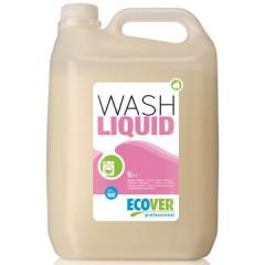 Wasmiddel Ecover Greenspeed Wash Liquid gekleurde was vloeibaar lentefris 5l