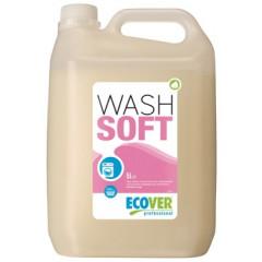 Wasverzachter Ecover Greenspeed Wash Soft bloemenparfum 5l