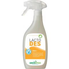 Desinfecteermiddel Greenspeed Lacto Des geurloos 500ml