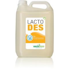 Desinfectiemiddel Greenspeed Lacto Des geurloos 5l