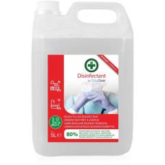 Desinfecteermiddel OxyClean voor oppervlaktes bidon 5l