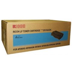 Toner Ricoh Mono Laser 400760 Aficio AP2600 20.000 pag. BK
