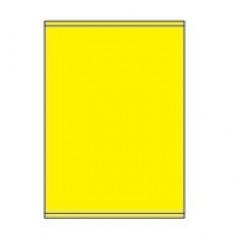Etiketten Eticopy 01 etik/bl 210x280mm geel (200)