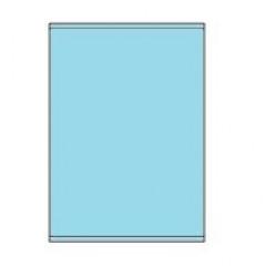 Etiketten Eticopy 01 etik/bl 210x280mm blauw (200)