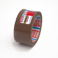 Verpakkingstape Tesa PP 4024 50mm x 66m havana (402450M)