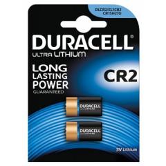 Batterij Duracell Ultra Lithium CR2 3V (2)