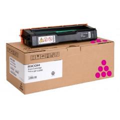 Ricoh aficio SPC222DN toner MAG (406100)