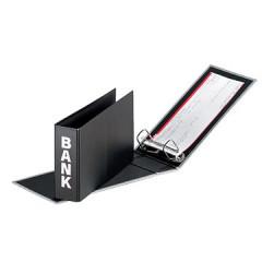 Bankringmap Pagna PP A6 2 ringen rug 5cm zwart