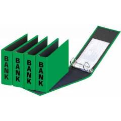 Bankringmap Pagna PP A6 2 ringen rug 5cm groen