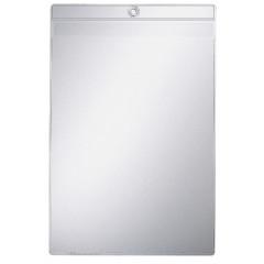 Etui Leitz Premium PVC A5 200µ met ophangoog gekorreld transparant (50) (4095000)