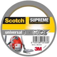 Reparatietape Scotch supreme universal 48mm x 10m zilver