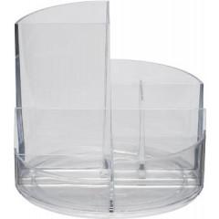 Bureaustandaard Maul Roundbox transparant