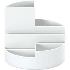 Bureaustandaard Maul Roundbox wit