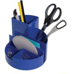 Bureaustandaard Maul Roundbox blauw