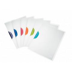 Klemmap Leitz ColorClip Magic PP A4 30vel assorti