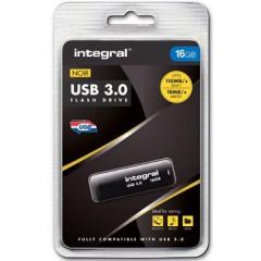 USB-stick Integral 3.0 16GB zwart