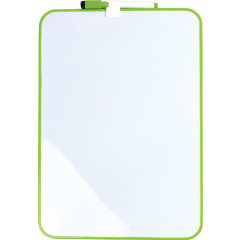 Whiteboard Desq magnetisch 240x340mm groen