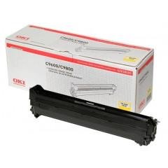 Drum Oki Color Laser 42918105 C9600dn 30.000 pag. YEL