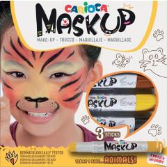 Maquillagestift Carioca Mask Up Animals (3)