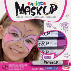 Maquillagestift Carioca Mask Up Princess (3)