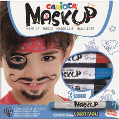 Maquillagestift Carioca Mask Up Carnaval (3)