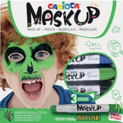 Maquillagestift Carioca Mask Up Monster (3)