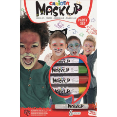 Maquillagestift Carioca Mask Up Party (6)