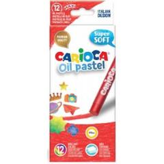 Oliepastel Carioca Oil Pastel assorti (12)
