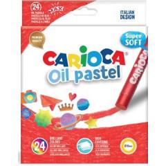 Oliepastel Carioca Oil Pastel assorti (24)