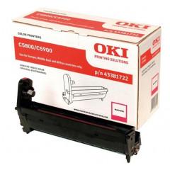 Drum Oki Color Laser 43381722 C5550 MFP 20.000 pag. MAG