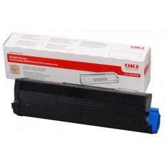 OKI laser B4600 toner BK HC 43502002