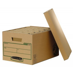 Archiefcontainer Fellowes Bankers Box Earth Series 26x44,5x32,5cm bruin