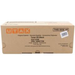 Toner Utax Color Laser 4472610010 CLP3726 7.000 pag. BK