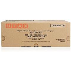Toner Utax Color Laser 4472610016 CLP3726 5.000 pag. YEL
