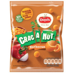 Borrelnootjes Duyvis Crac-A-Nut barbecue 200g