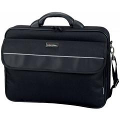 """Laptoptas Jüscha Lightpak Elite L voor laptops tot 17"""" zwart"""