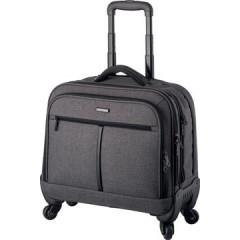 """Laptoptrolley Jüscha Lightpak Business Phoenix voor laptops tot 17"""" grijs"""