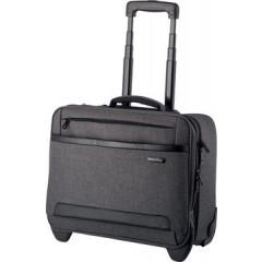 """Laptoptrolley Jüscha Lightpak Business Arkon voor laptops tot 15"""" grijs"""