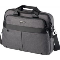 """Laptoptas Jüscha Lightpak Wookie voor laptops tot 17"""" grijs"""