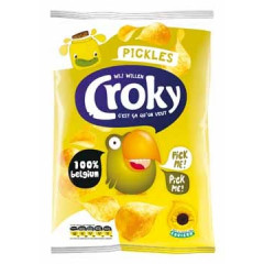 Chips Croky pickels 100g