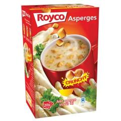 Minute soep Royco asperges/korstjes (20)