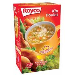 Minute soep Royco kip classic (25)