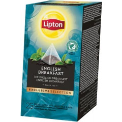 Thee Lipton English breakfast exclusive selection (25)