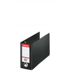 Ordner giro-bank Esselte karton 16x28 80mm zwart (4709700)