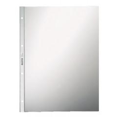 Showtas Leitz Premium PVC A4 80µ 4-gaats glashelder transparant (100)