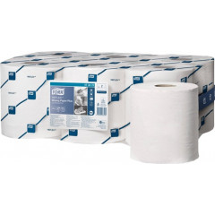 Tork Reflex Wiping paper centerfeed rol wit 2-laags M4 (6)