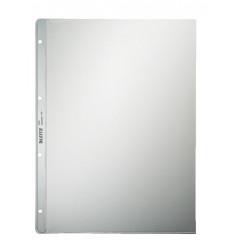 Showtas Leitz Premium PP A4 130µ 4-gaats gekorreld transparant (100)